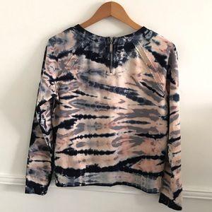 Young Fabulous & Broke Sweaters - Young Fabulous & Broke Shaka Tie die sweater YFB S
